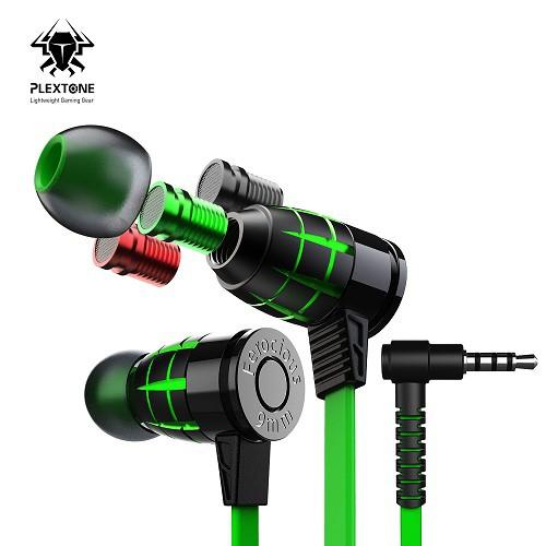 Tai Nghe Gaming PLEXTONE G25 Âm Trầm Tích Hợp Micro Giắc Cắm 3.5mm Cho Android Và Iphone