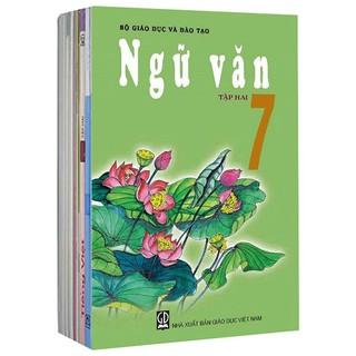 [Trọn bộ] Bộ sách giáo khoa lớp 7 + Sách bài tập lớp 7 (18 quyển)