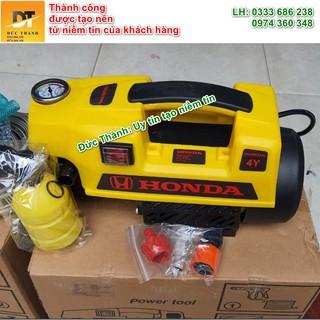Máy rửa xe HONDA 2900W áp lực siêu khỏe