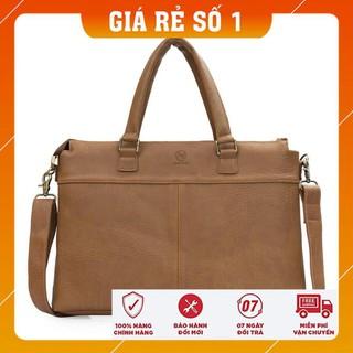 Túi xách công sở - Túi xách laptop - Chống sốc cao cấp Hanama Dala 7 - Cặp da - cặp laptop thumbnail