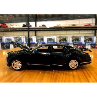 Xe mô hình hợp kim Bentley Mulsanne tỉ lệ 1:32