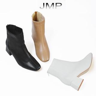 Giày Bot Nữ Cổ Cao - JMP - Thời Trang Nữ Cao 5cm - BOT03