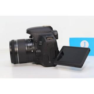 Bộ máy ảnh Canon 800D hàng 3k shot like new 99%