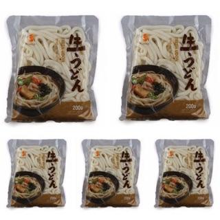 Combo 5 gói mì udong tươi – mì fresh 200g