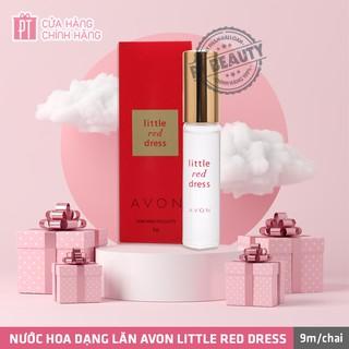 [ĐÀI] Nước Hoa Nữ Avon Little Red Dress dạng lăn 9ml ( Đỏ ) thumbnail