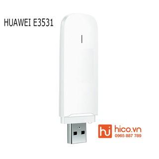 Dcom 3G Huawei Usb 3G HUAWEI E3531 21.6Mb Hỗ Trợ Đổi Ip Mạng Cực Tốt, Siêu Bền Bỉ