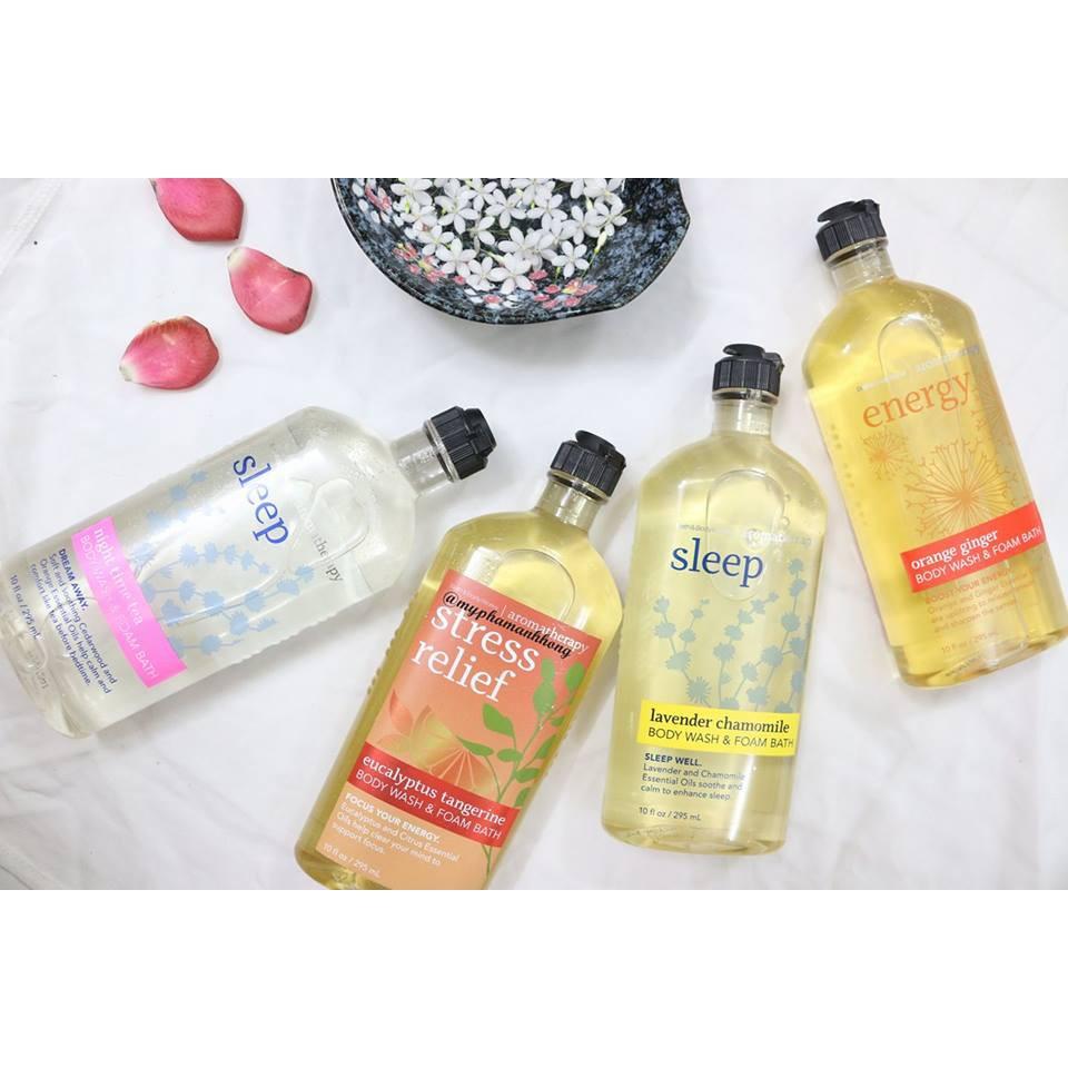 Sữa Tắm Giảm Stress Bath Body Works Stress Relief 295ml