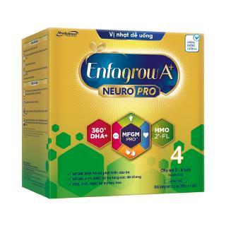 Hình ảnh Sữa bột Enfagrow A+ Neuropro 4 Vị thanh mát với dưỡng chất DHA & MFGM – 2.2kg-1
