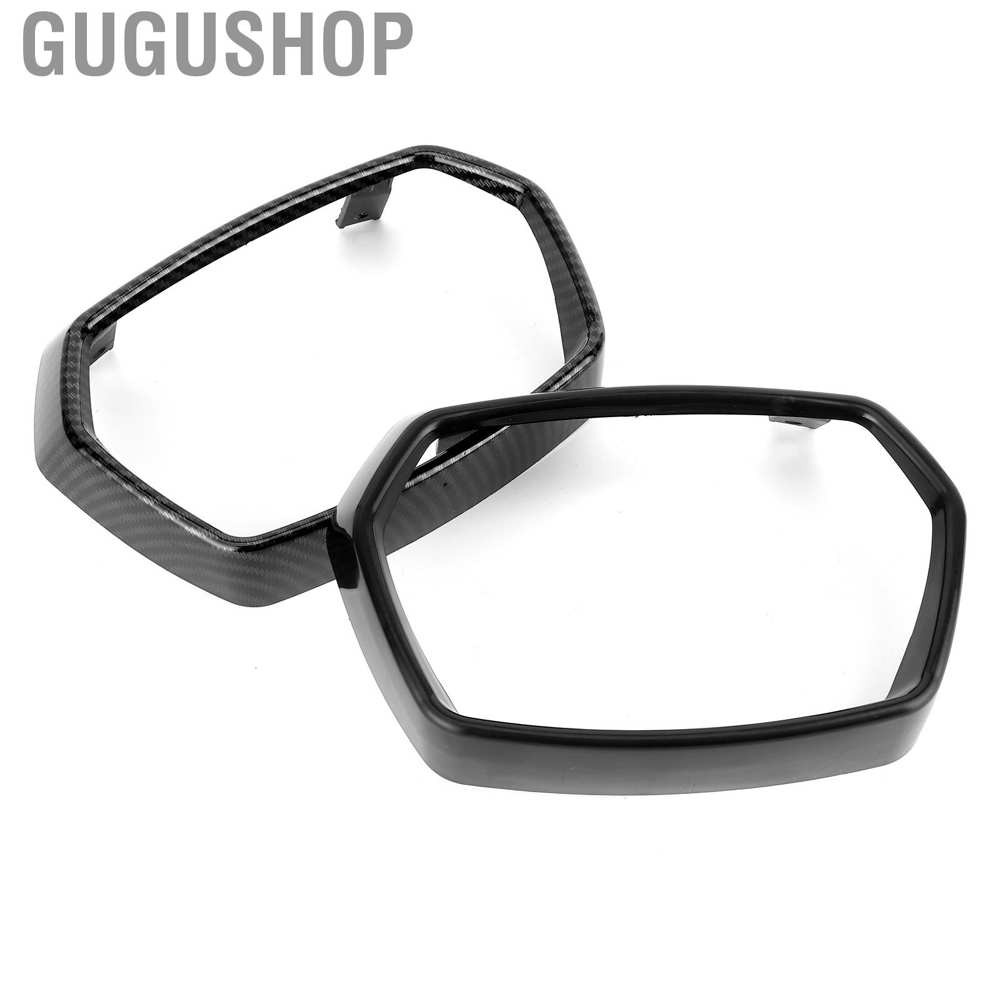 Gugushop ABS Headlight Guard Cover Bezel Protection Fit for VESPA Sprint 125/150 2017-2020