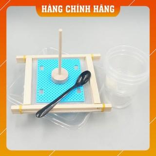 [Free Ship – Hàng Chính Hãng] Set sản xuất giấy bằng phương pháp thủ công để trẻ tự học STEM