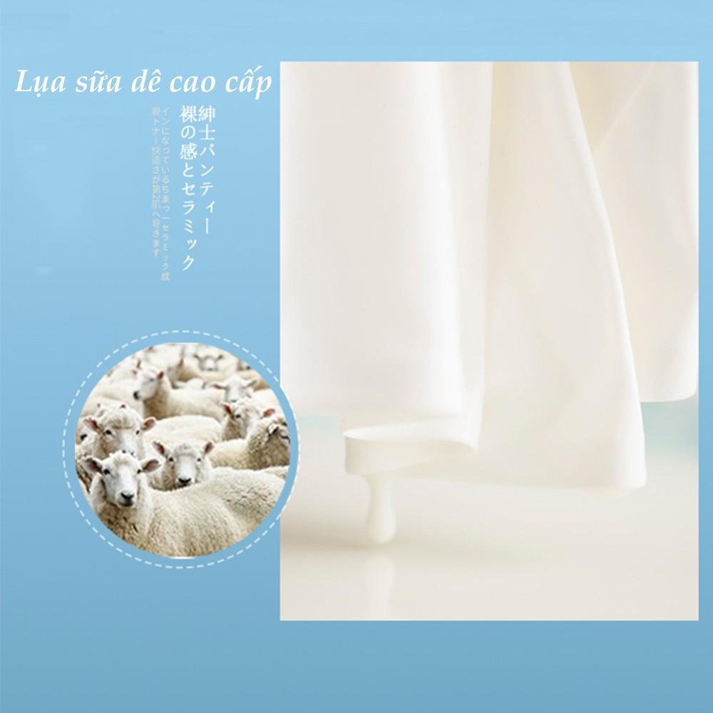 Quần Lót Nam Nhật Bản MILMUMU cao cấp - Vải Kháng khuẩn cực tốt - Không đường may