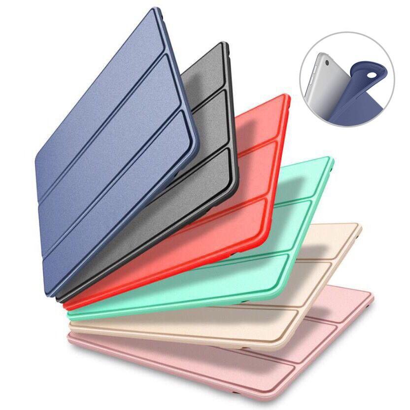 Ốp bảo vệ bằng TPU dẻo cho IPad 2017 2018 iPad 9.7 10.5 10.2 Ipad 2 3 4 5 6 mini 1 2 3 4 ipad air 1 2