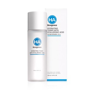 Toner cấp ẩm sâu với Axit Hyaluronic Neogence Hydrating toner with HA- 150ml