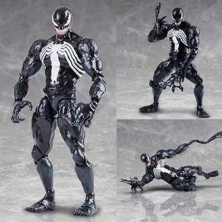 NEW Marvel 12″ Venom 26cm KO's HC Toys 1/6 Legends Spider man figure
