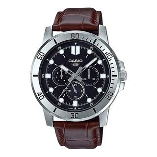 Đồng hồ nam dây da Casio MTP-VD300L-1EUDF chính hãng