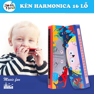 Kèn Harmonica gỗ cho bé