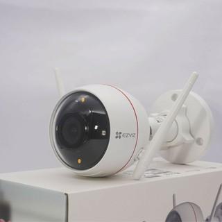 Camera IP Wifi ngoài trời EZVIZ C3W Pro 1080P (CS-CV310 2MP) (Đêm có màu) (Còi + đèn chớp)