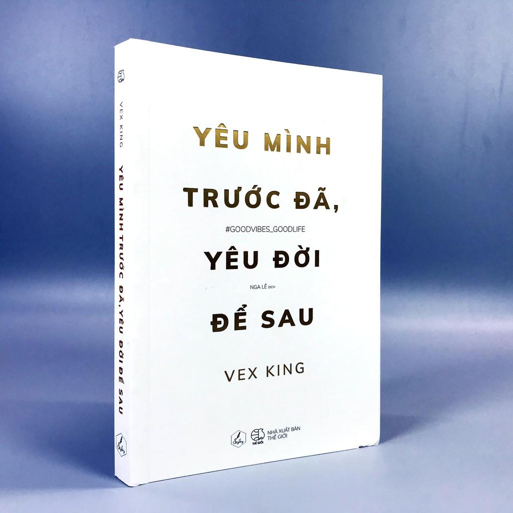 Sách - Yêu mình trước đã, yêu đời để sau | Shopee Việt Nam