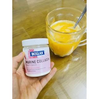 Collagen dạng bột Bioglan Marine Collagen Powder Hộp 40gram thumbnail