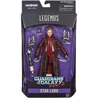 Bộ mô hình Marvel Legends Star – Lord chính hãng từ Mỹ