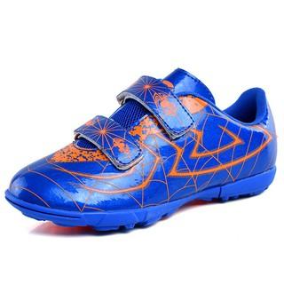 【COD & Ready Stock】Giày đá bóng kiểu dáng năng động thời trang cho bé : . !