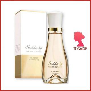 Nước hoa FREESHIP Nước hoa Suddenly Madame Glamour 50ml Hương thơm dịu ngọt và tinh tế thumbnail