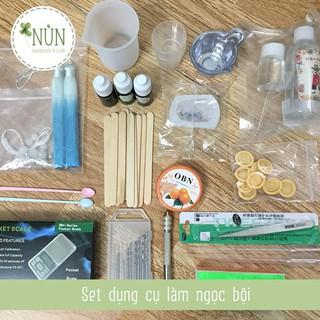 Bộ Kit Dụng Cụ Làm Ngọc Bội Handmade
