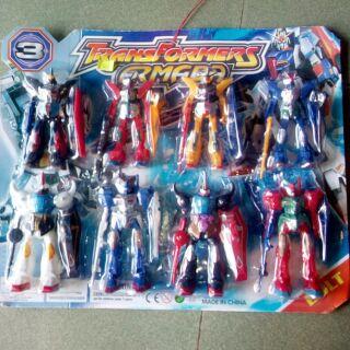 Vỉ đồ chơi Transformers