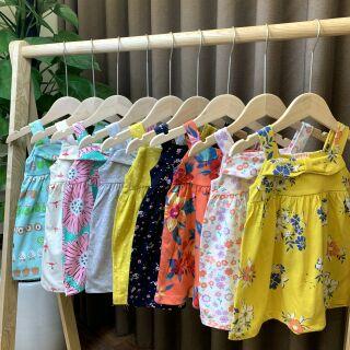Váy xinh[ vải xuất dư cực đẹp] cho bé gái ( đủ size từ 9-25kg)