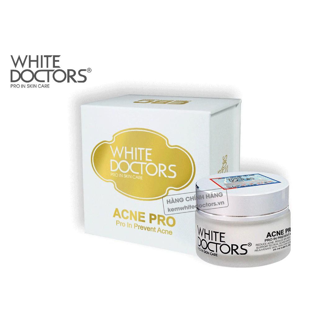 Kem Trị Mụn White Doctors Acne Pro 25g