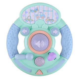 Baby Steering Wheel Electric Musical Educational Toys