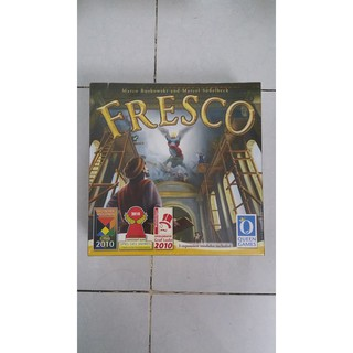 Fresco (includes 3 expansions)