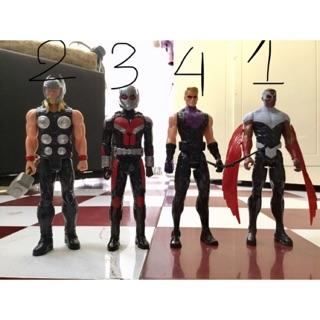 Marvel mô hình siêu anh hùng