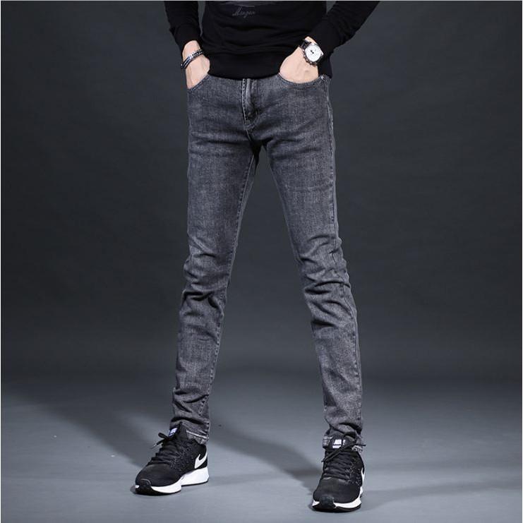 Quần jean nam size lớn BIGSIZE chất vải dày co giãn nhẹ VNXK