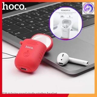 [Mã ELFLASH5 giảm 20K đơn 50K] Tai Nghe Bluetooth Hoco E39 / E39L V5.0 Chính Hãng Kèm Dock Sạc - BH 12 Tháng
