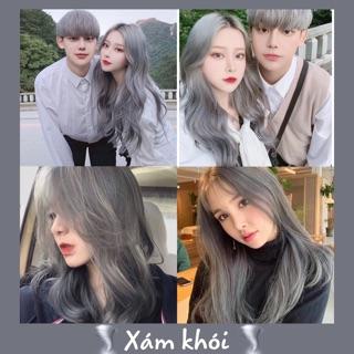 [SALE 30%] Thuốc nhuộm tóc Hàn Quốc màu Xám Khói thumbnail