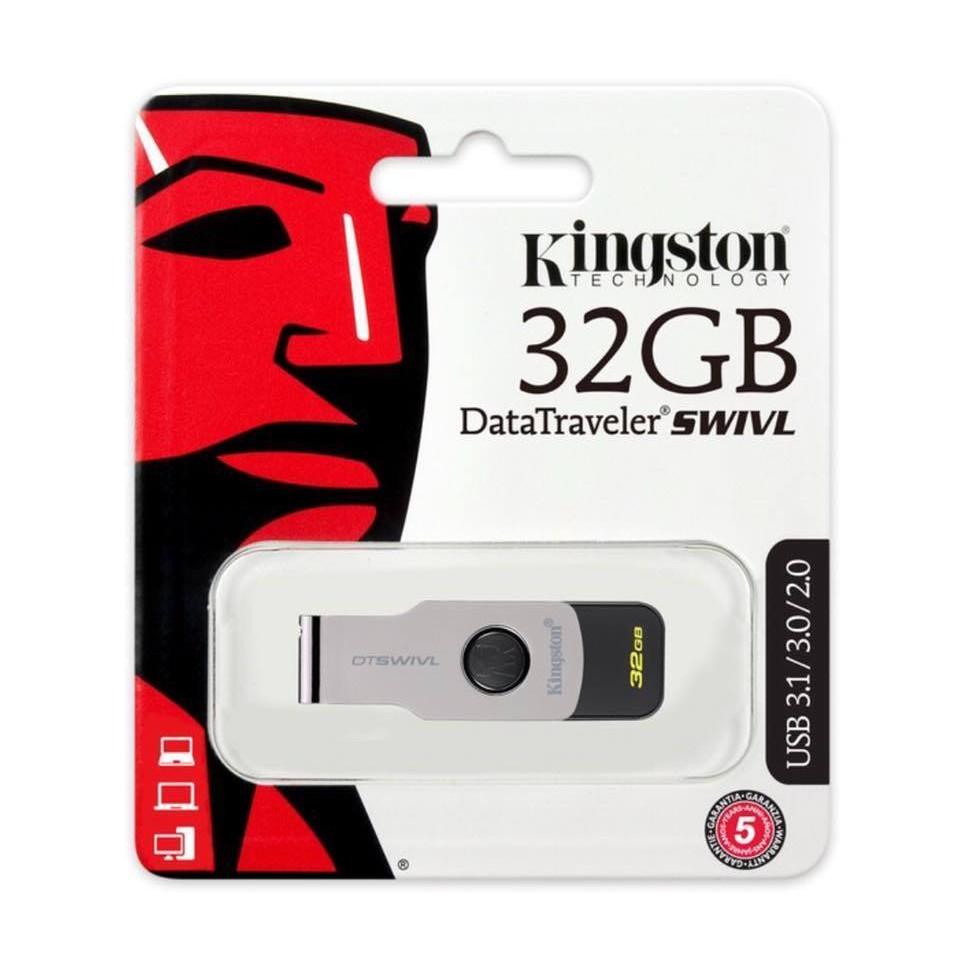 Usb Kingston DataTraveler SWIVL 32GB USB 3.0 DTSWIVL/32GB