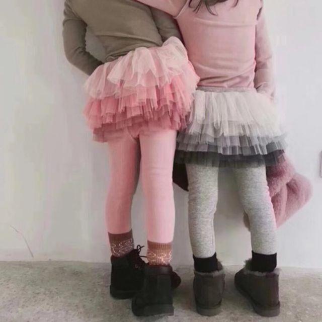 Quần váy Quảng Châu bé gái