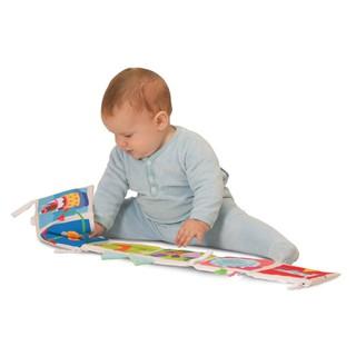 Sách vải quây cũi TOFTays phát triển thị giác cho bé BaBo Shop