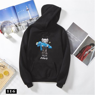 FREESHIP áo hoodie- áo swearter nam nữ cao cấp hàng đẹp, giá rẻ, áo khoác in hình kaws SIÊU HOT HIT thu đông 2019