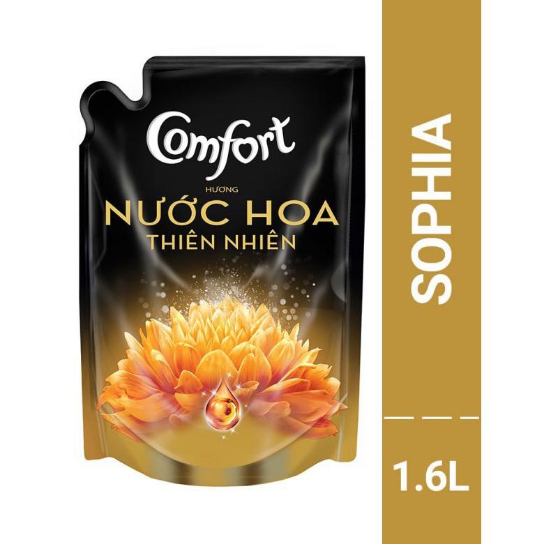 Nước xả vải Comfort Hương Nước Hoa Thiên Nhiên Sophia túi 1.6L MSP67068535