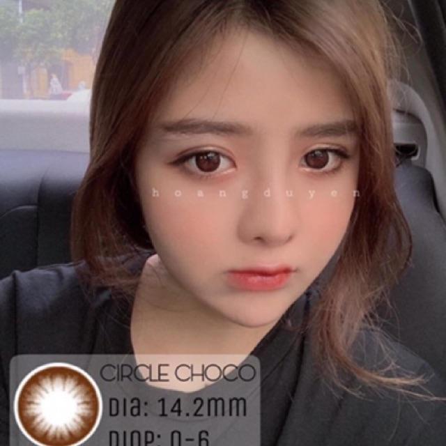 Lens circle 2.5 độ