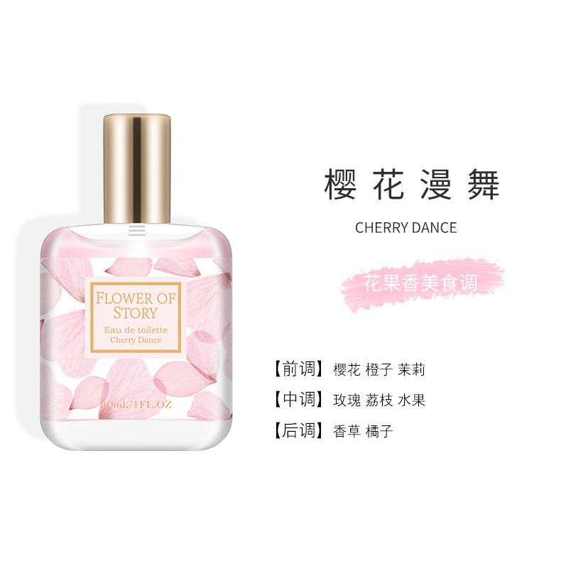 Xịt Thơm Toàn Thân Body Mist Của Flower Of Story 30ml Chính Hãng