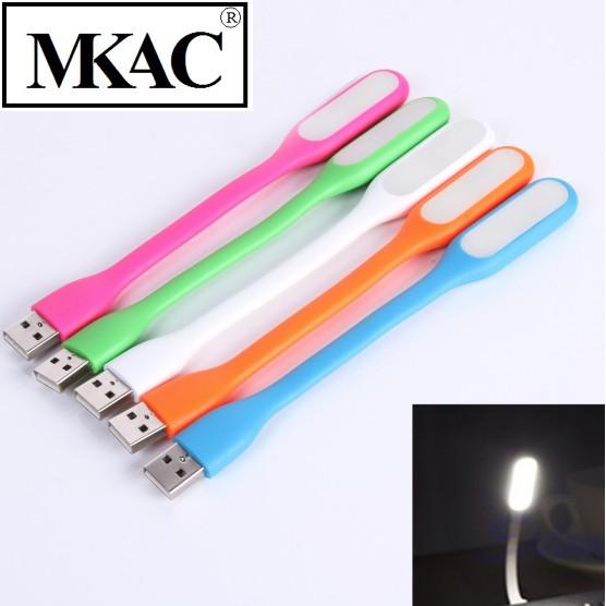 [XẢ HÀNG] ĐÈN LED DẺO MINI CỔNG USB SIÊU SÁNG NHIỀU MÀU
