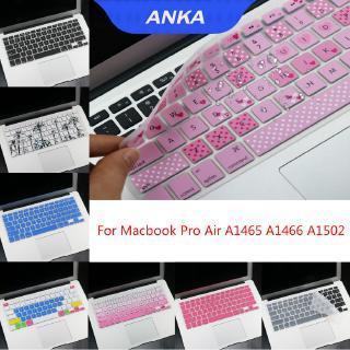Miếng Dán Bảo Vệ Bàn Phím Cho Macbook Pro Air A1466 A1502 thumbnail