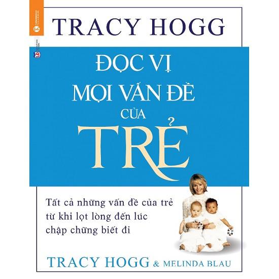 Sách - Đọc Vị Mọi Vấn Đề Của Trẻ