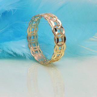 Hình ảnh [Mã FABRREST19 giảm 30k đơn bất kỳ] Nhẫn kim tiền cao cấp ANTA Jewelry ATJ5515-3