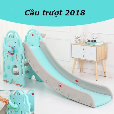 Cầu trượt cho bé 2018