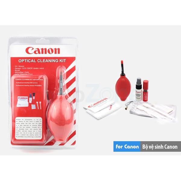 V5 Bộ vệ sinh máy ảnh Canon (Cleaning Kit)