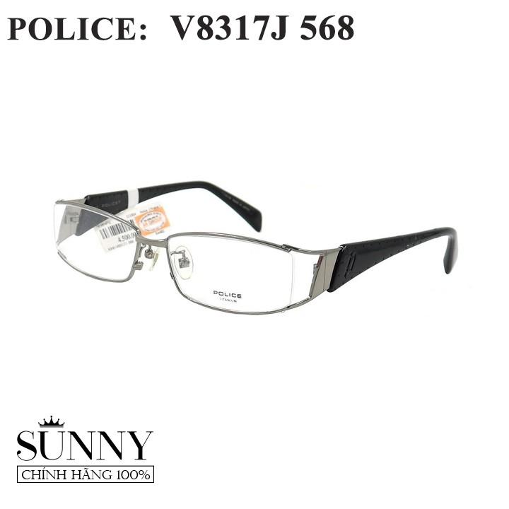 Gọng kính Police V8317J 0568